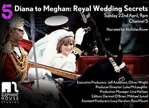 Diana to Meghan: Royal Wedding Secrets