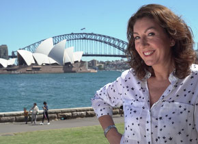 Jane McDonald: Cruising Down Under
