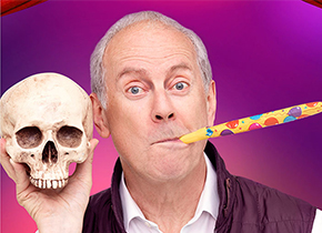 In the Footsteps of…with Gyles Brandreth