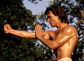 Patrick Swayze: The Demons and The Dance